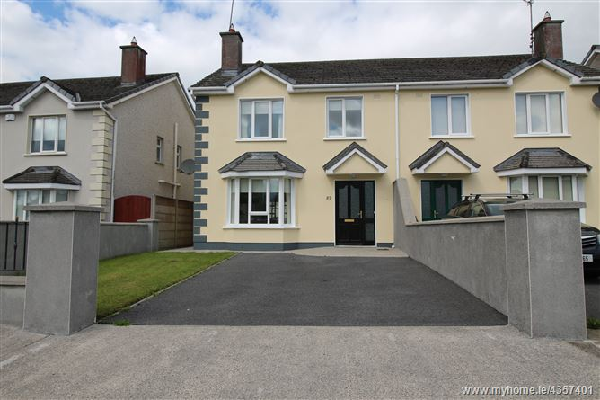 Main image for 59 Clochrán, Kilcloghans, Tuam, Galway