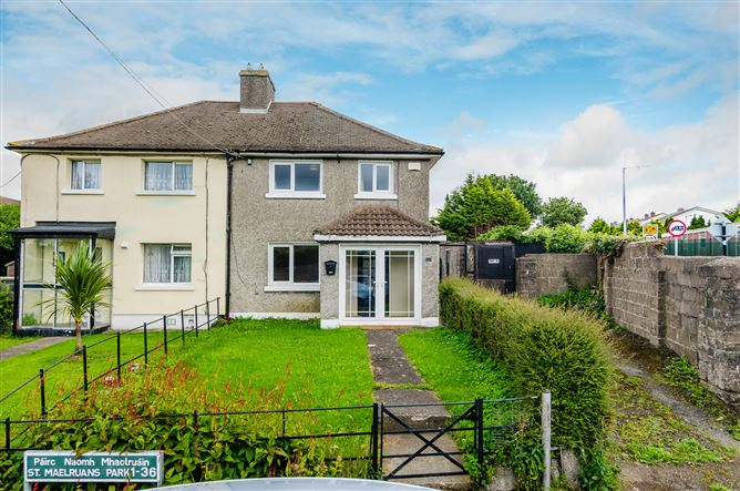 36 St Maelruans Park, Tallaght, Dublin 24