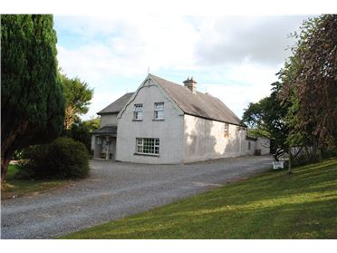 Derrinclare House, Derrinclare, Cloughjordan, Co Tipperary