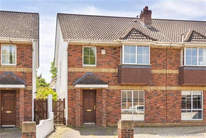 87 The Maples, Bird Avenue, Clonskeagh,   Dublin 14