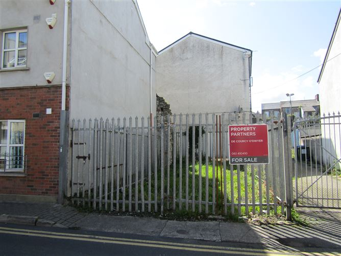 Main image for Site at 5 Little Gerald Griffin Street, Limerick City, Limerick