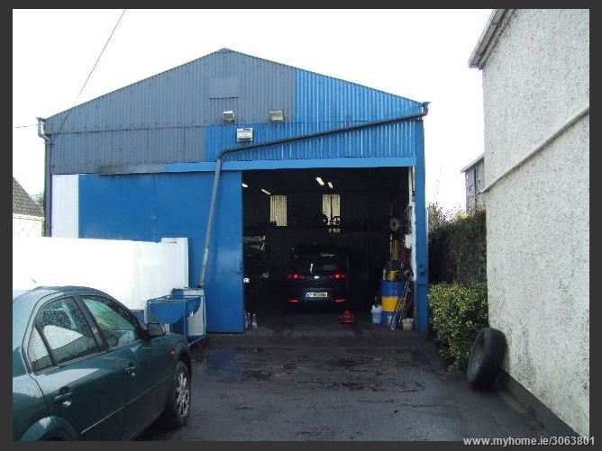 The Garage, Summerhill, Meath