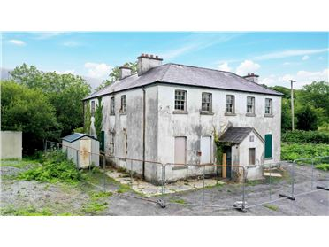 Former Garda Station & Residence, Tiernakill North, Maam Valley, Maam Cross, Galway