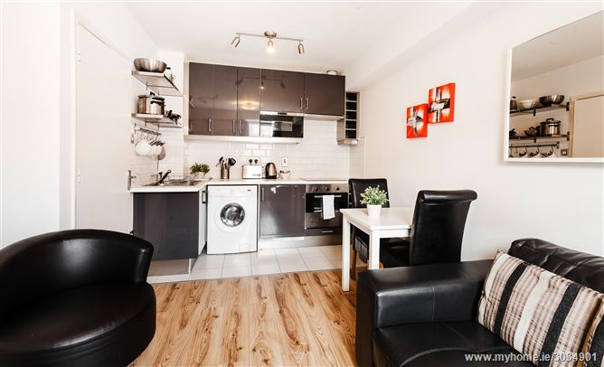 Parnell Street 1 x Bedroom Holiday Letting, Dublin 1