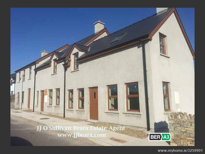 Ard Cuan - small development of 3 houses, Eyeries, Beara,   Cork West