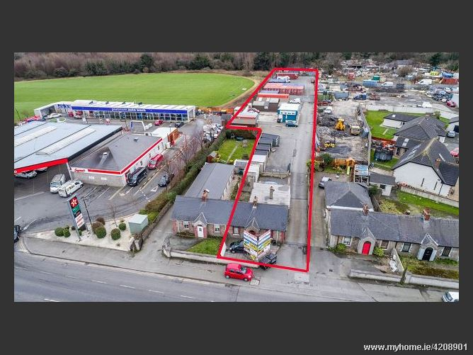Dublin Self Storage, 2 Spawell Cottages,Templeogue, Dublin 6W, D6W HY32