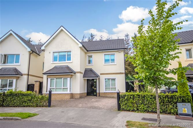 Four Bedroom Detached House, 34 Kilmalum Ave, Blessington Manor, Blessington, Wicklow
