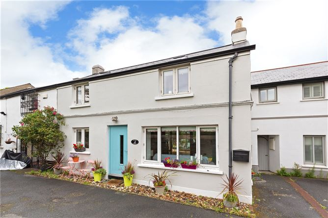 Islington Cottage, The Courtyard, Islington Avenue, Sandycove, Co Dublin A96 KH28