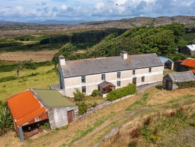 Main image for Farmhouse at Cove , Schull, West Cork