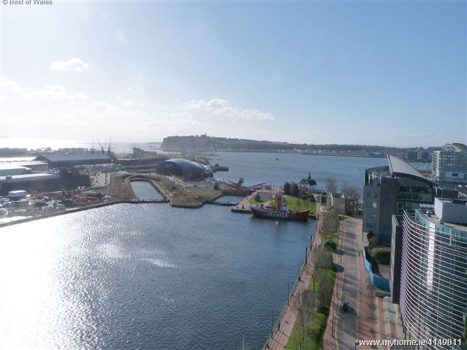Cardiff Waterside Apartment,Cardiff, Cardiff, Wales