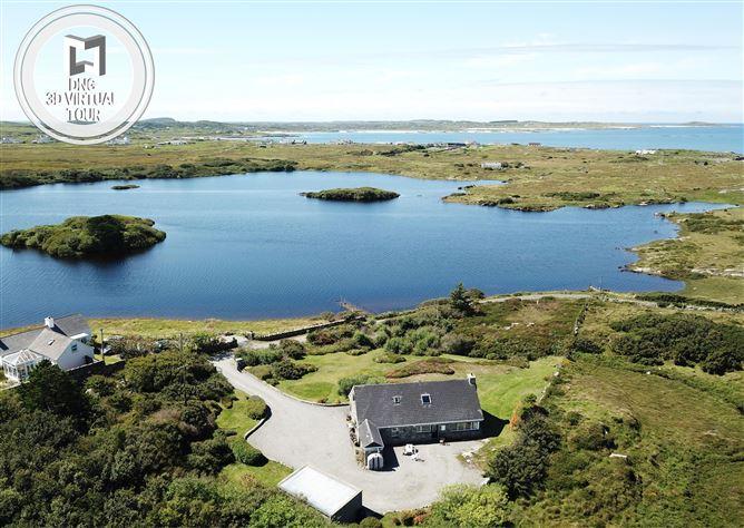 Main image for Foxglove House, Derrigimlagh, Ballyconneely, Galway