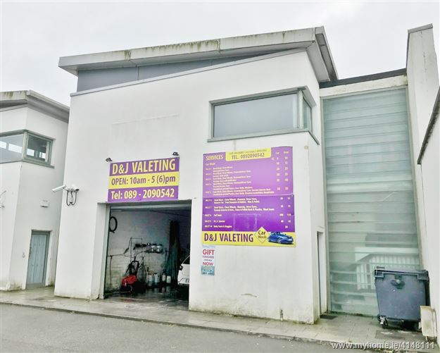Retail/ Warehouse Unit, Unit 7 Blessington Town Centre c. 1,829 sq. ft/ 170 sq. m, Blessington, Wicklow