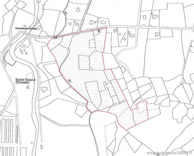 Ref 442 - Lands Containing Old Ruin, Kilagurteen, Waterville, Kerry