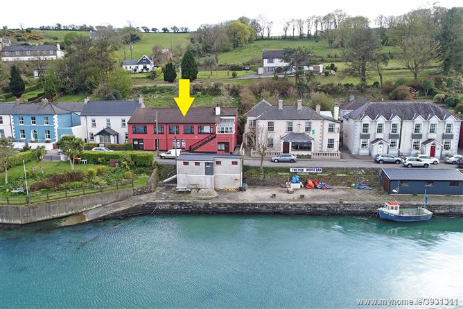 Harbour House, Courtmacsherry, West Cork