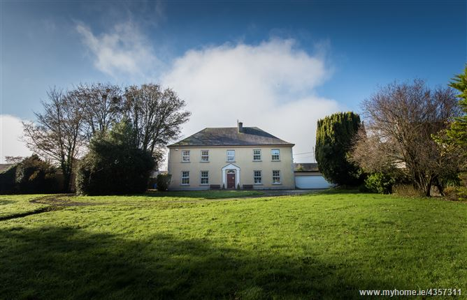 Image for The Manor House, Mooncoin, Kilkenny