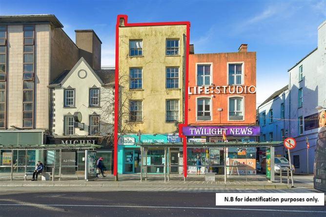 Main image for 117 St Patrick's Street, Cork City, Co. Cork