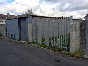 Photo of Site at Rear 129 St Maelruans Park, Tallaght, Dublin 24