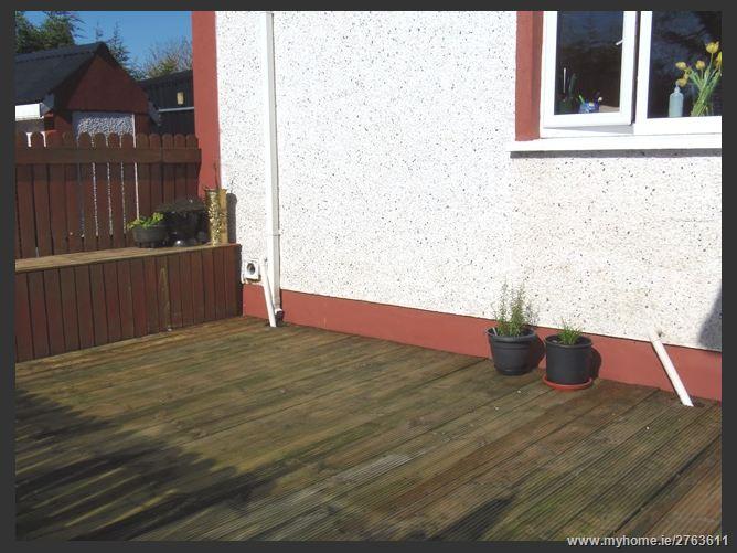 Knockcor carbury kildare residential for Garden decking kildare
