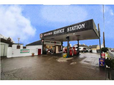 Greene Service Station, Galtee View, Cappamore, Limerick