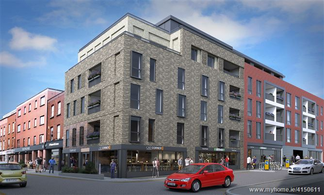 Tramyard Exchange,27 Carman's Way , South City Centre, Dublin 8