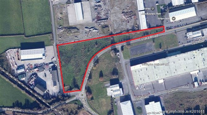 Development Site, Srah Road, Tullamore, Offaly