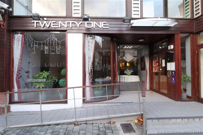 Lease Hold Interest - Restaurant Twenty One, William Street, Waterford City, Waterford