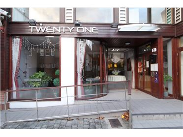 Main image of Lease Hold Interest - Restaurant Twenty One, William Street, Waterford City, Waterford