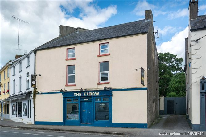 The Elbow, Main Street, Moate, Co. Westmeath