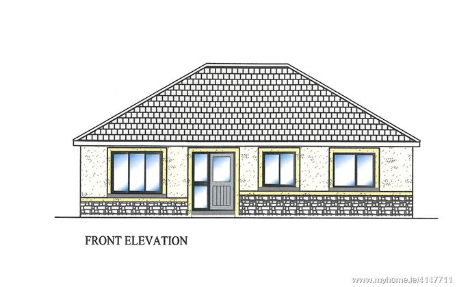 New 3 Bed Detached Bungalow, Woodpark, Glendalough Road, Rathdrum, Co. Wicklow.
