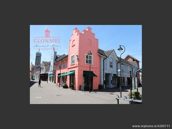 Main image for Clonmel Market Place, Clonmel, Co Tipperary