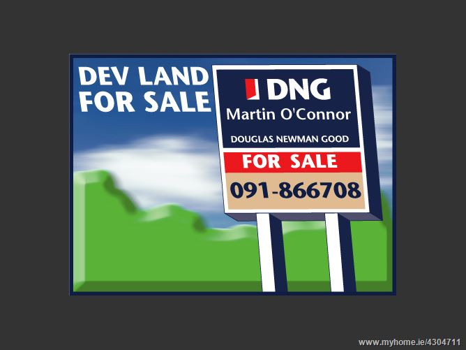 Development Site at Station Road, Cregg, Oughterard, Galway
