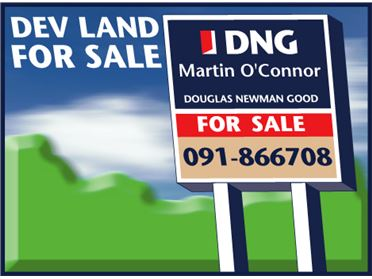 Photo of Development Site at Station Road, Cregg, Oughterard, Galway