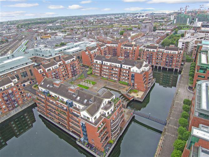 Main image for Apartment 280, Argyle House, Custom House Harbour, Dublin 1, IFSC