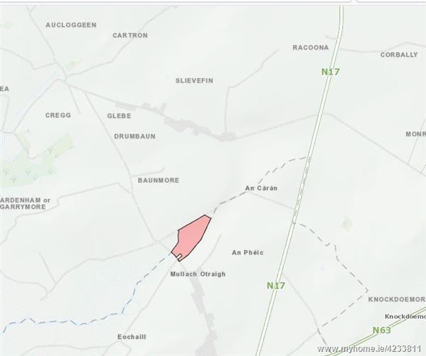 Main image for Baunmore, Claregalway, Galway