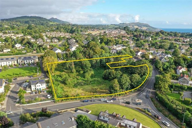 Main image for 0.95 ha (2.3 ac), of Residential Development Land with F.P.P, Lands at Killincarrig Village, Delgany, Co.Wicklow