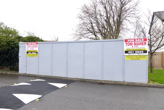 Main image for Site to the rear of 665, Ballycullen  Road, Ballycullen Road, Dublin 16