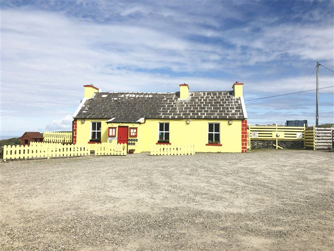 Main image for Stonnecutter's Cottage, Luogh North, Doolin, Clare, V95KH30