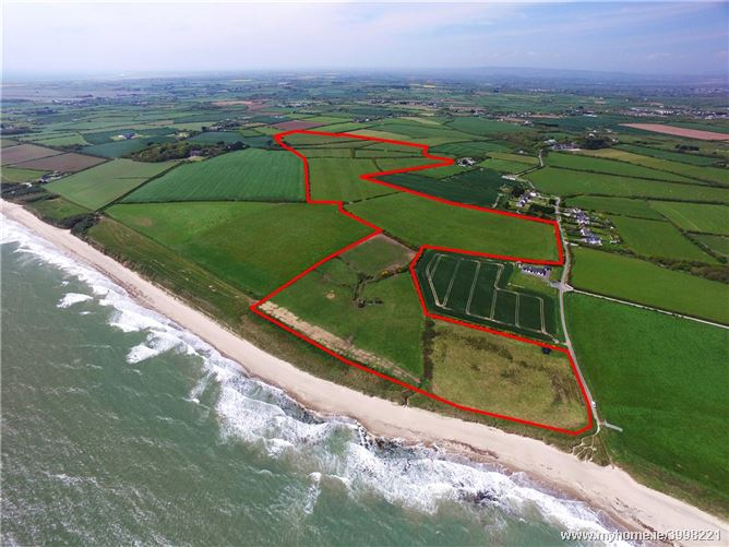 73 Acres With FPP, At Oldmill Farm, Kilrane, Co Wexford