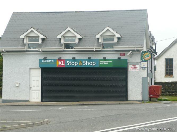 XL Stop 'N' Shop, Annyalla, Castleblayney, Co. Monaghan