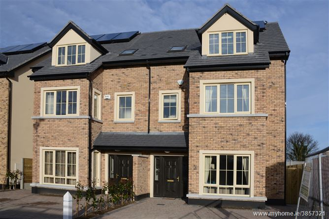 Photo of Croftwell, School Road, Rathcoole, Co. Dublin - 3 Bed semi-detached c.1,600 sq.ft. Type K
