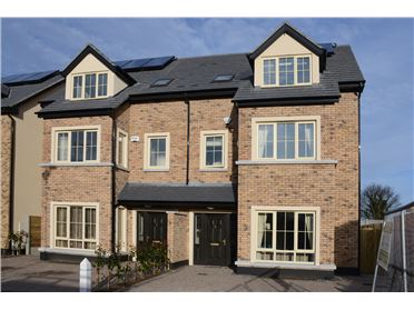 Main image of Croftwell, School Road, Rathcoole, Co. Dublin - 3 Bed semi-detached c.1,600 sq.ft. Type K