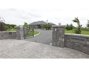 "Main image of ""Courtwood Lodge"" Duneaney, Kildare Town, Kildare"