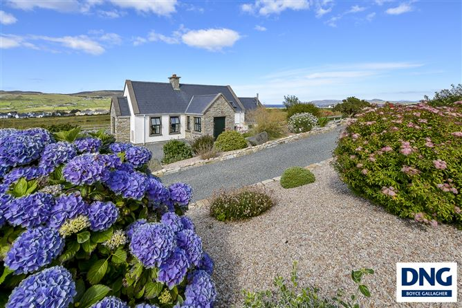 Main image for Butterfly Cottage, Kill, Dunfanaghy, Donegal