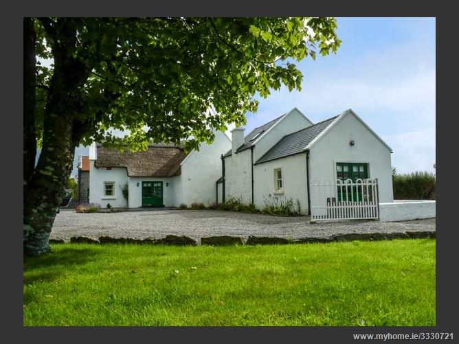 Main image for Annie's Cottage,Annie's Cottage, Doonamona, Clogher, Castlebar, County Mayo, Ireland