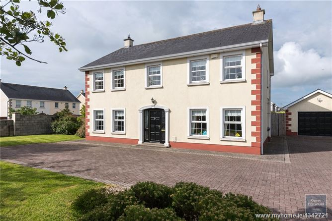 Main image for 8 Cloverwell, Edgeworthstown, Co. Longford, N39 YW74