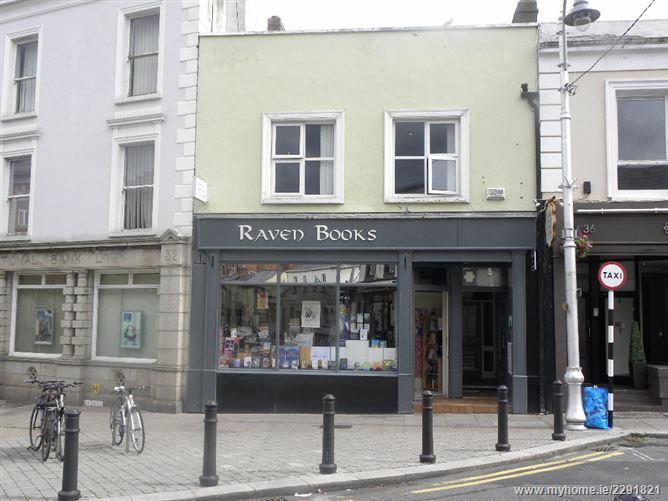 34 Main Street, Basement Stores & Office Room, Blackrock, Co. Dublin