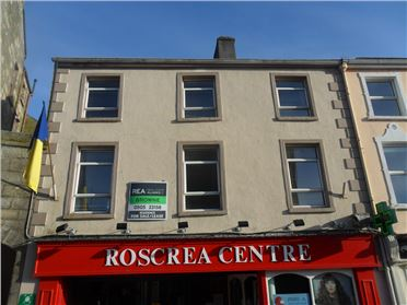 Photo of Castle St., Roscrea, Tipperary