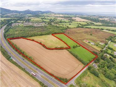 Main image of C.19.4 acres of Mixed Zoned Development Land at Woodstock Road, Newtownmountkennedy Co. Wicklow , Newtownmountkennedy, Wicklow