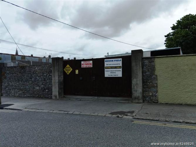 Main image for Lock Up Yard (formerly Keogh Fuels), Blackmill Street, Kilkenny, Kilkenny