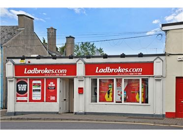 Image for Property Trading as Ladbrokes, Woodstock Street, Athy, Co. Kildare
